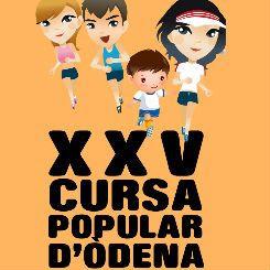 XXV CURSA POPULAR D'ÒDENA