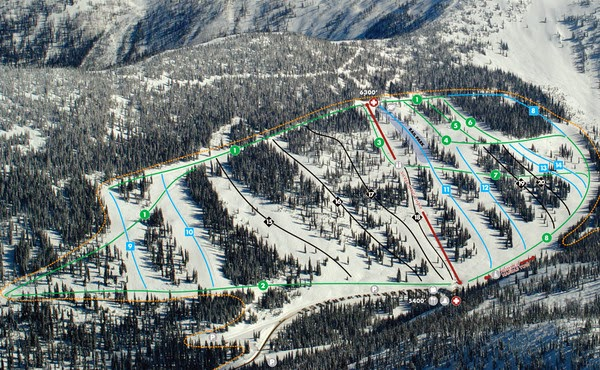 Whitewater Winter Resort, British Columbia - Where is the Best Place for Skiing And Snowboarding in Canada
