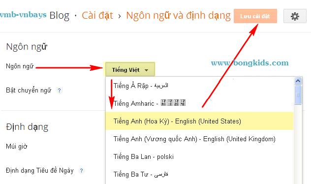 Cách tạo và đăng ký Google AdSense cho Blogspot Blogger 14