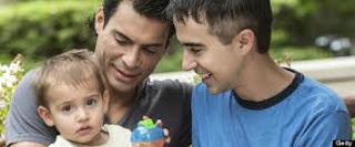 Ο εγκέφαλος των γκέι μπαμπάδων