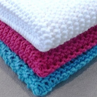 FREE KNITTED DISH CLOTH PATTERNS | - | Just another WordPress site