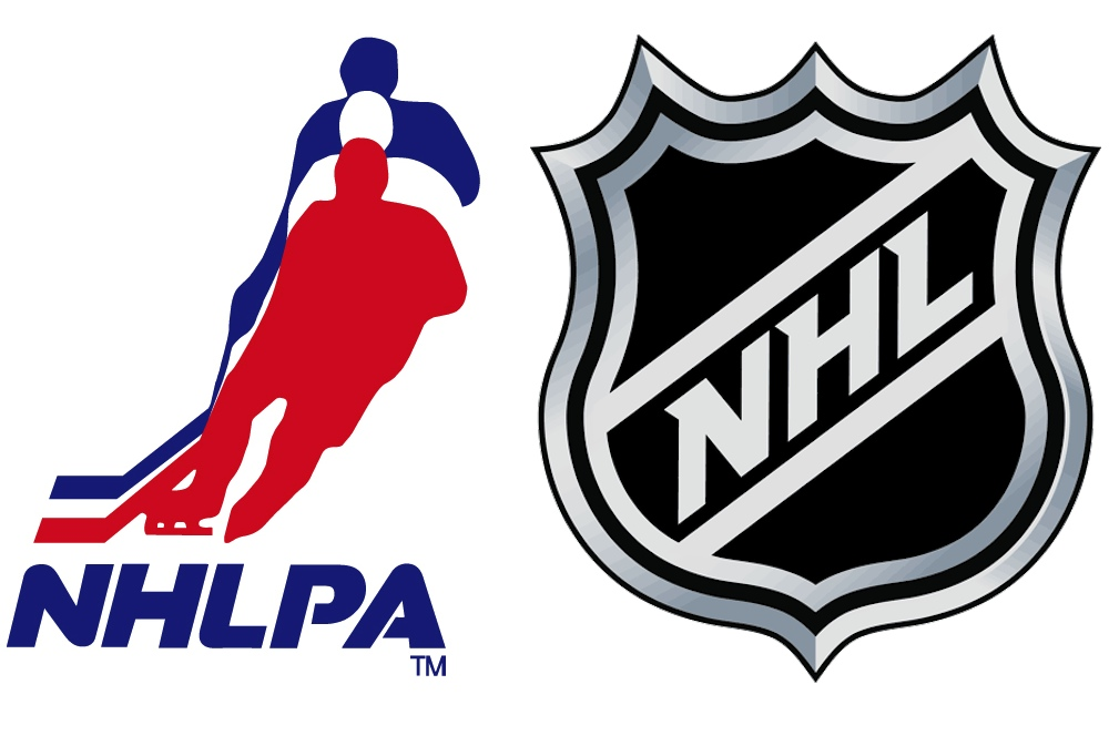 "Nhlpa Logo Png While the ""impending doom"" of Nba"