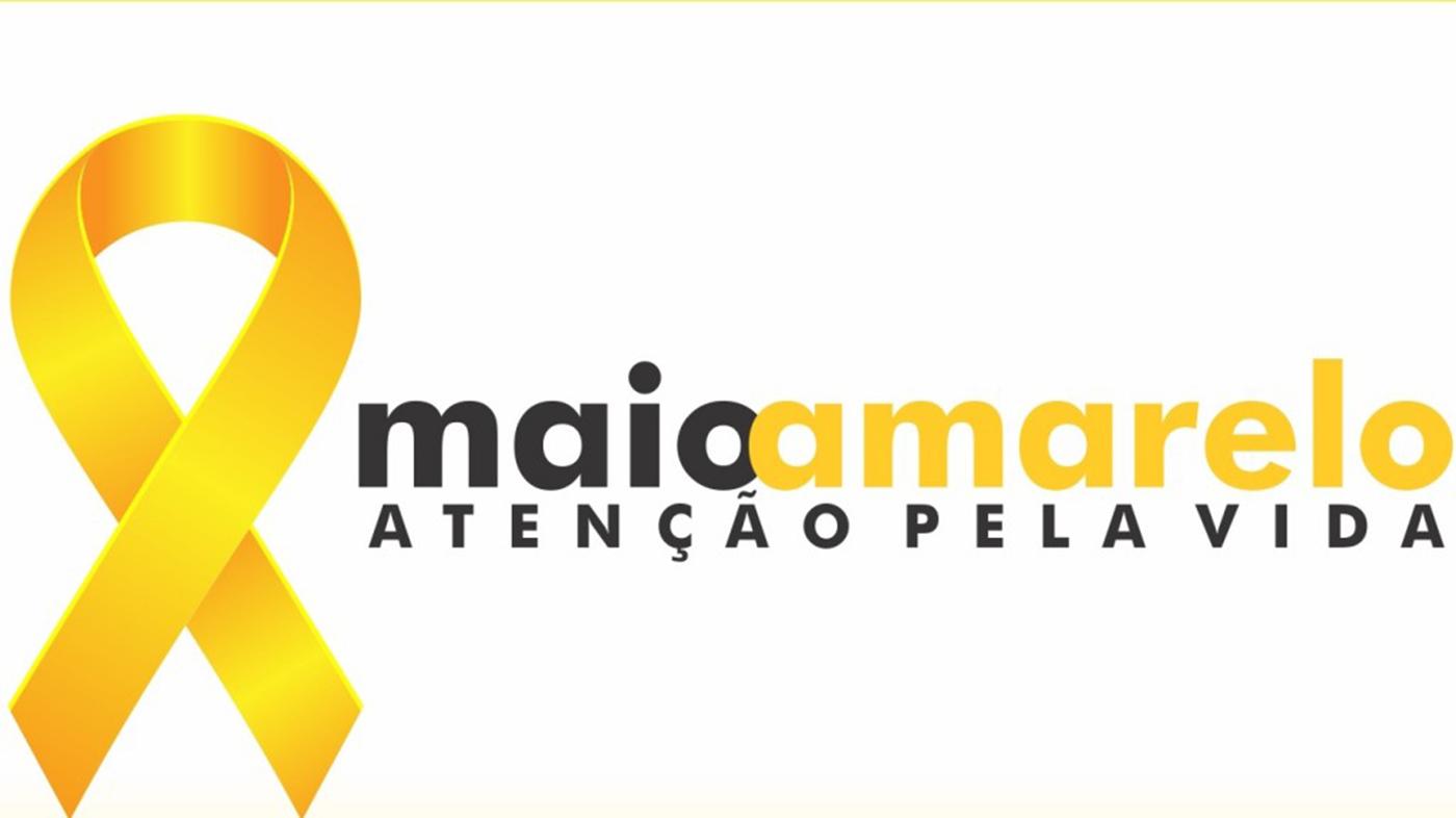 #CampanhaMaioAmarelo