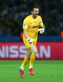 Gianluigi Buffon 2015