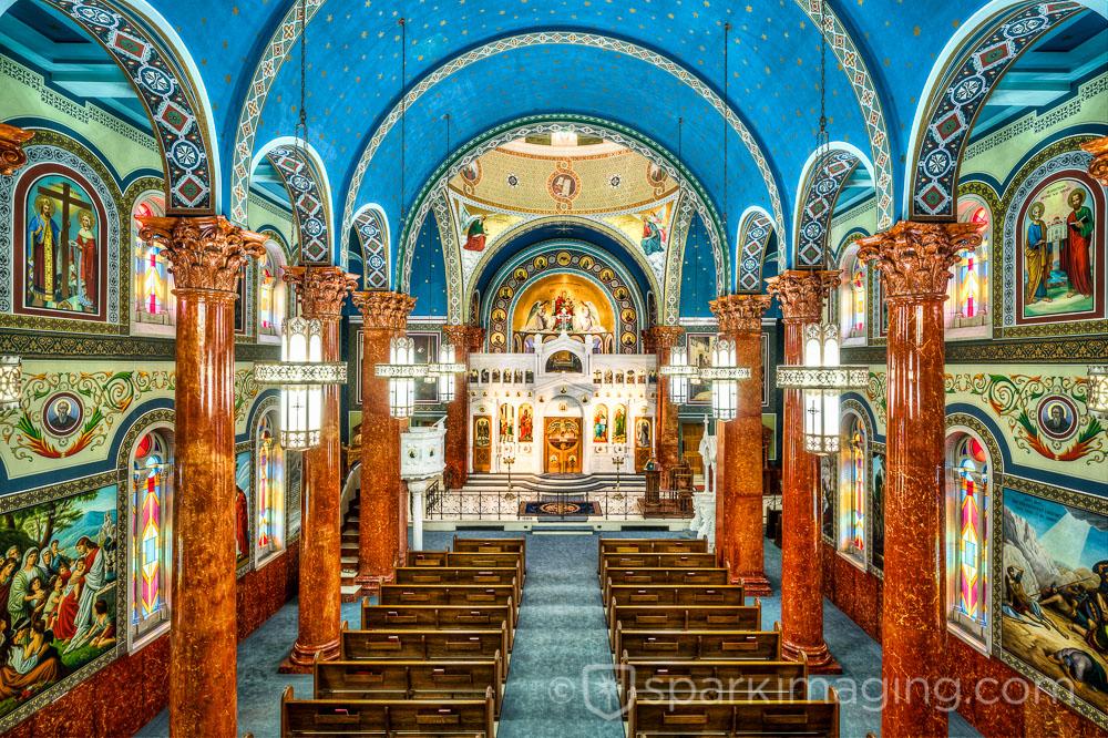 Lovely Greek Orthodox Church Supplies #1: From-back-balcony.jpg