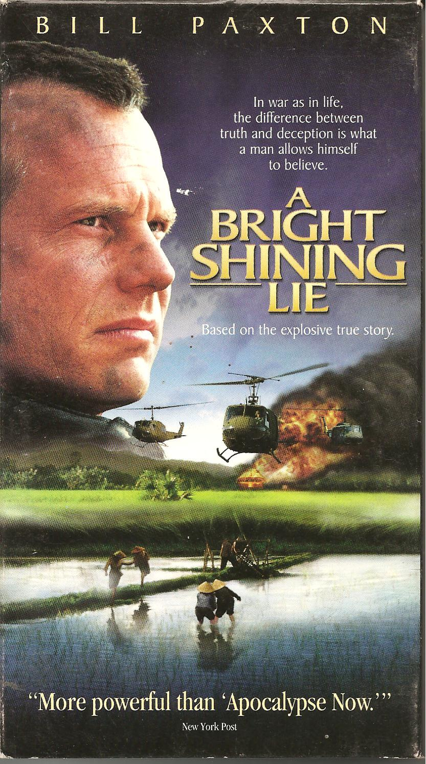an analysis of the story bright lie shining Neil sheehan is the author of a fiery peace in a cold war and a bright shining lie, which won the national book award and the pulitzer prize for nonfiction in 1989 he spent three years in vietnam as a war correspondent for united press international and the.