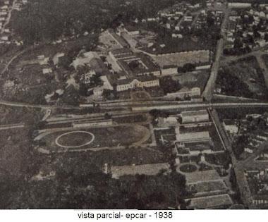 VISTA AEREA EPCAR EM 1938