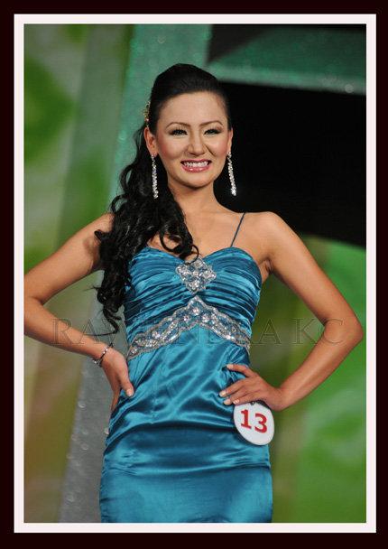 miss teen nepal 2009