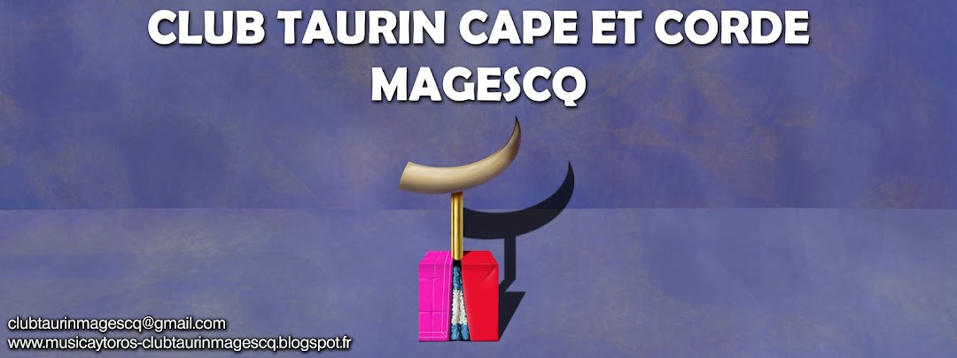 Blog du club taurin Cape et Corde