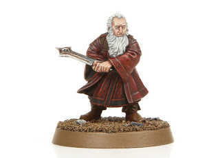 Balin from The Hobbit and Unexpected Journey