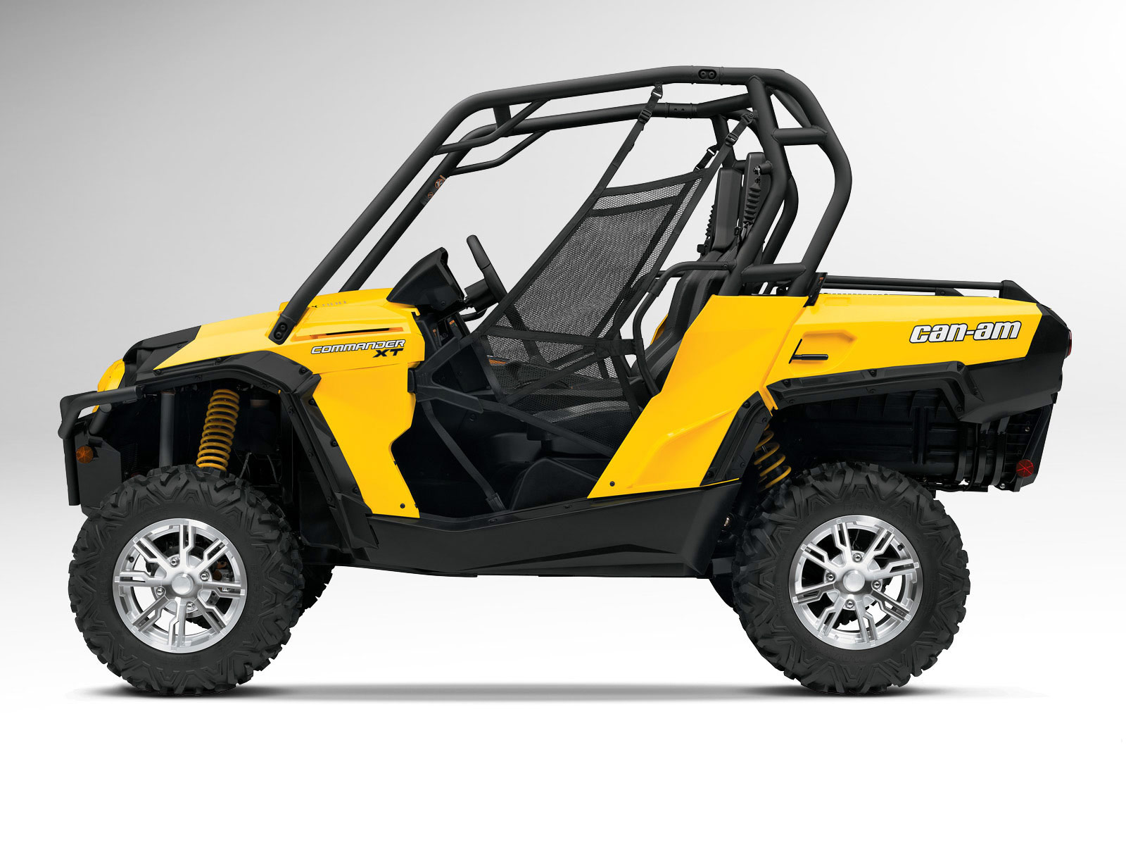 2012 Can-Am Commander 800R XT ATV pictures 2