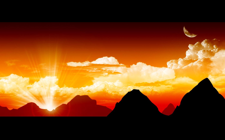 Fondos de pantalla de salida del sol foto fondos de pantalla for Fondo del sol