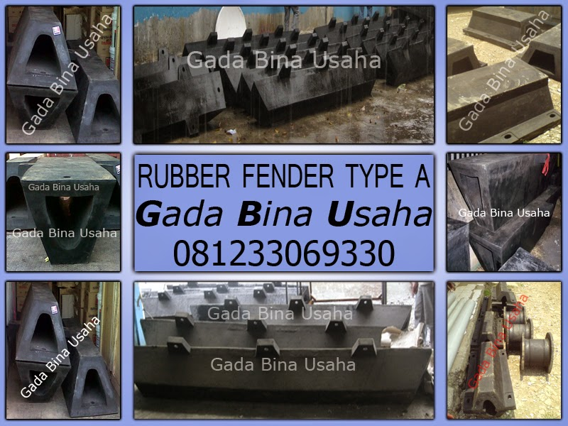 Rubber Fender Type AV