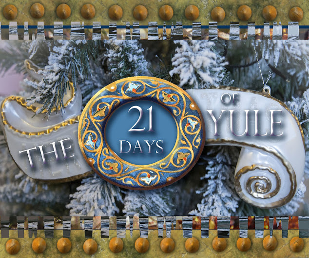 Sonoran Dawn's The 21 Days of Yule