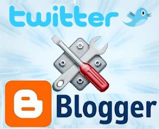Blogger Eklentileri - Blogger Twitter Hayran Kutusu