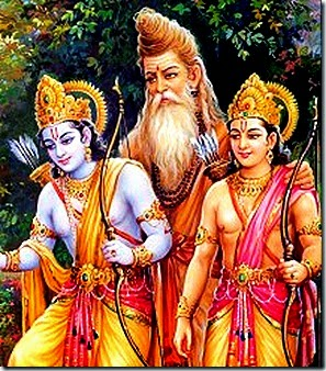 rama and lakshmana relationship