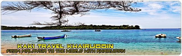 Kaki Travel: From Malaysia to the World with Khairuddin