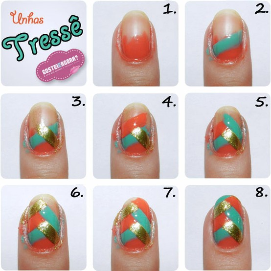 The Fascinating Easy nail designs for short nails tumblr Picture