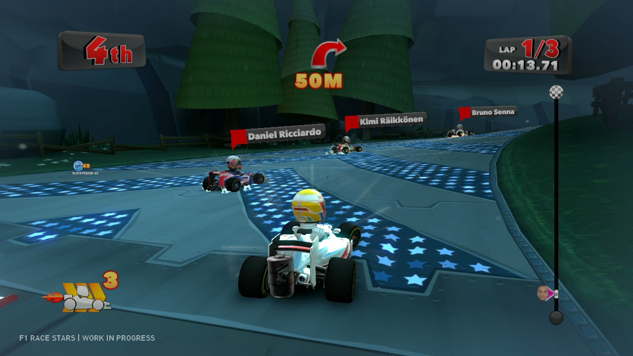Download F1 Race Stars 3D 2012 PC Games