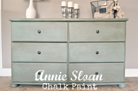 Oro Y Menta Chalk Paint