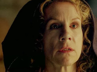 Juliet Stevenson of Atlantis, Truly Madly Deeply, Bend it Like Beckham and Mona Lisa Smile