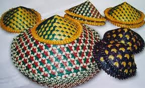 Teknik dan Proses Pembuatan Seni kriya anyaman