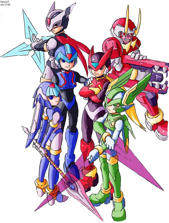 Mega Man Zero Gameshark 17