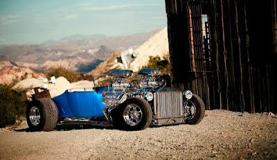 Hot Rod 1927