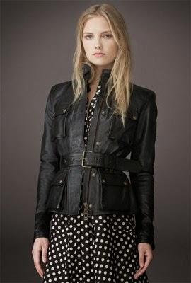 jaquetas de couro femininas para motociclistas comprar coleção Belstaff