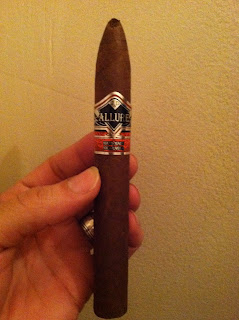 Allure cigar review