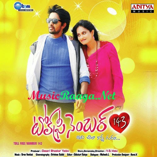 Toll Free Number 143 Telugu Mp3 Songs Download