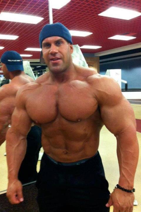 Health-Sport-Fitness-Bodybuilding: Jay Cutler