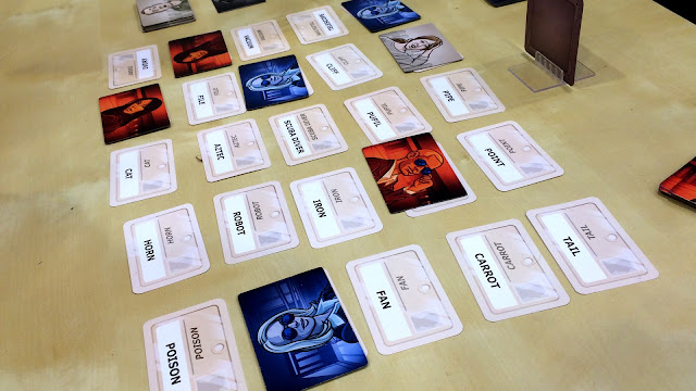 Codenames board game Essen