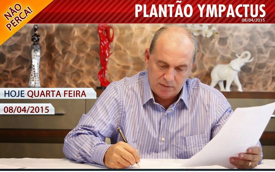 PLANTÃO YMPACTUS Nº46
