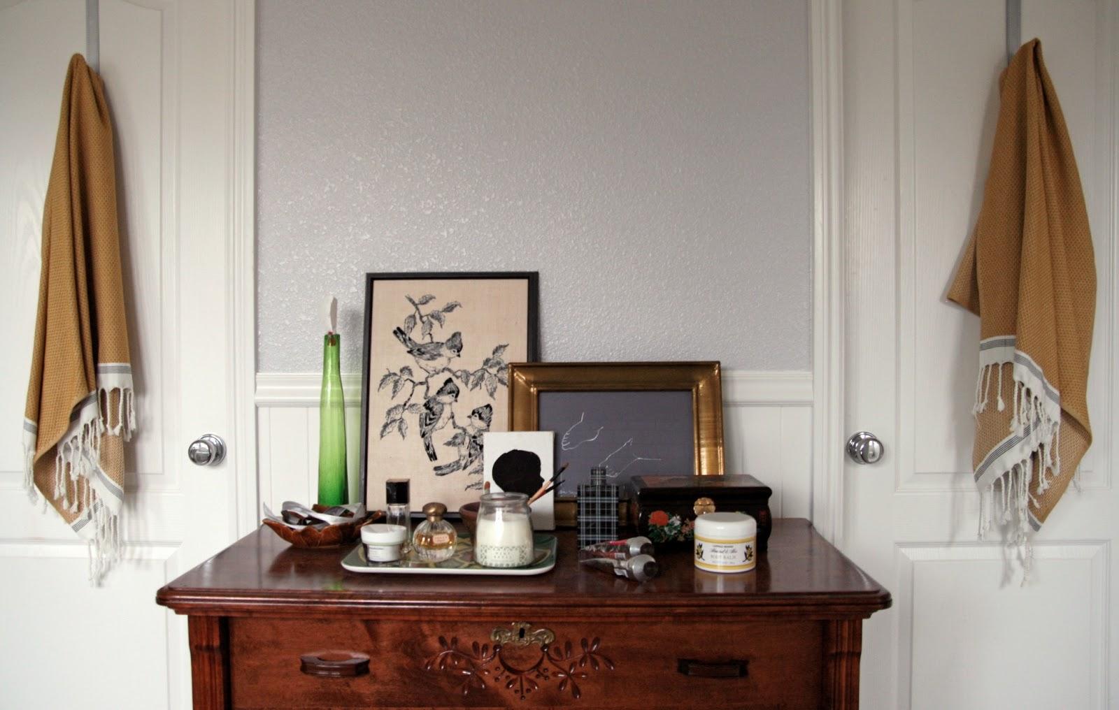 Stephmodo real life home lynne of sugar city journal for Bathroom furniture quebec