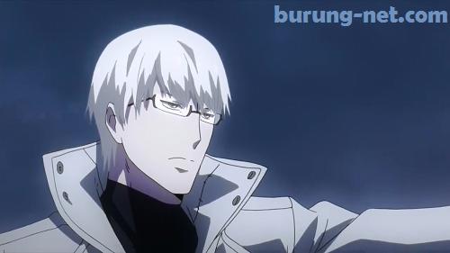 Siapa Arima di Anime Tokyo Ghoul