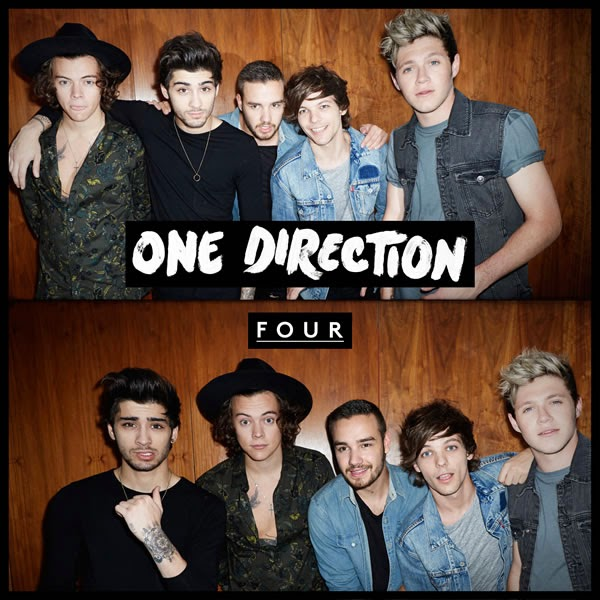 one direction, 1d, four, cover, copertina, harry styles, liam payne, louis tomlinson, niall horan, zayn malik