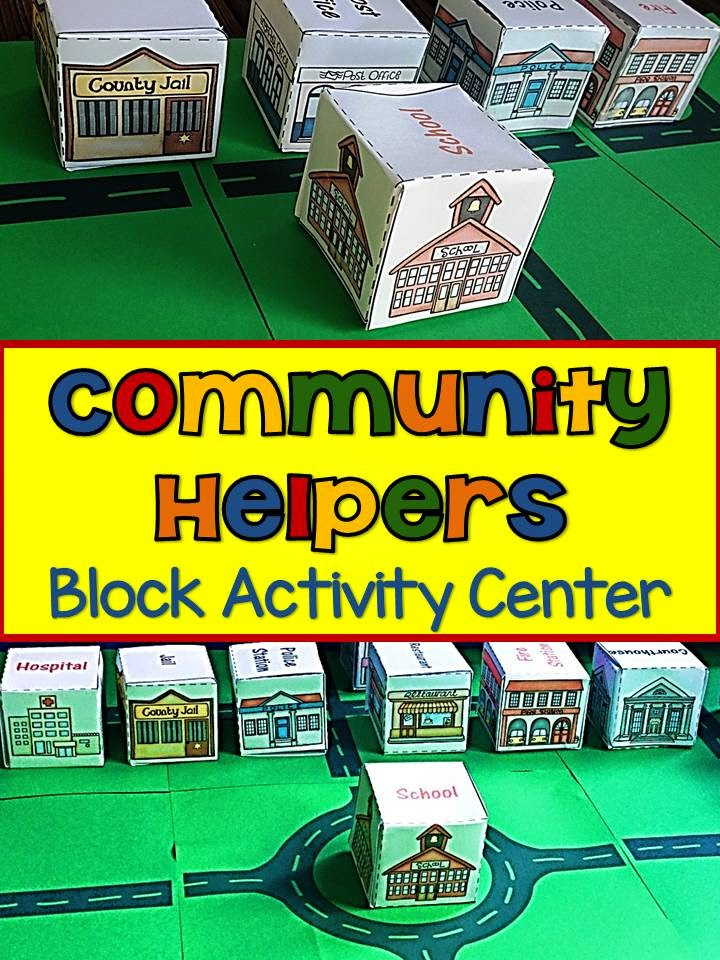 community helpers lessons