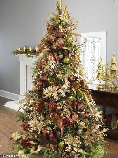 Manualidades - Como decorar el arbol de navidad 2015 ...