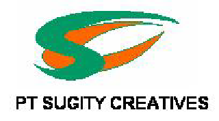 Lowongan Kerja PT. Sugity Creatives MM2100 Cikarang