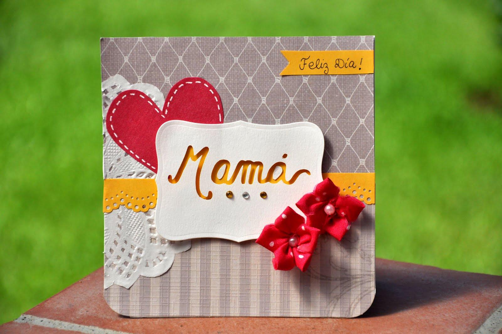 Feliz d a de la madre agus yornet blog - Tipos de papel manualidades ...