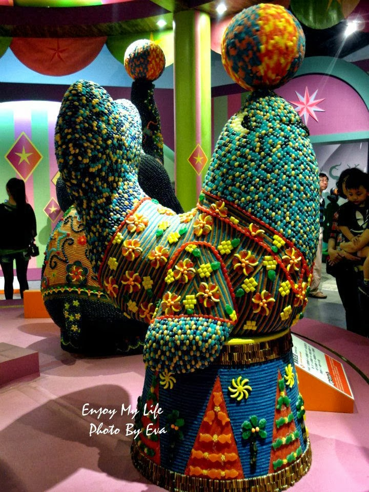 Our International Candy Art Show Amp Exhibition The