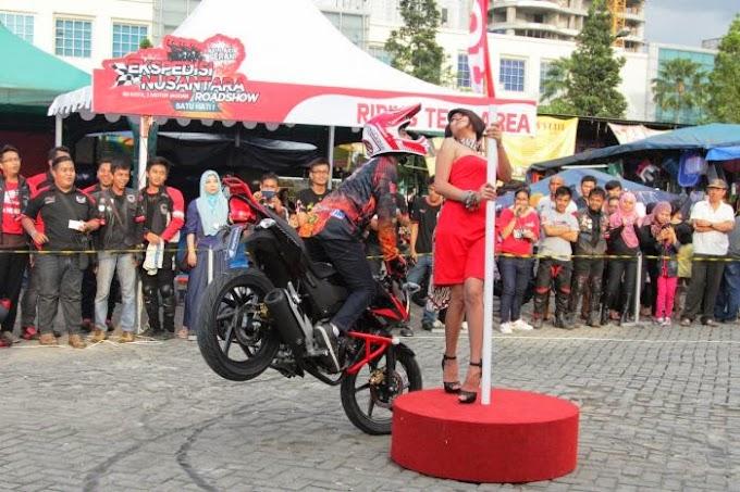 AHM Gelar Ekspedisi Nusantara Roadshow