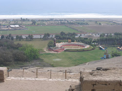 El Valle de Lurn y el mar de Grau.