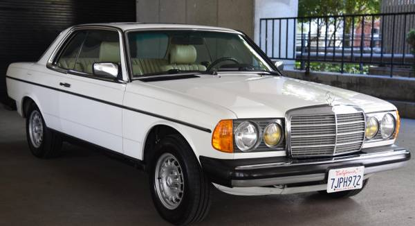 Daily turismo a selection of classics from the sf bay for Bay area mercedes benz dealers