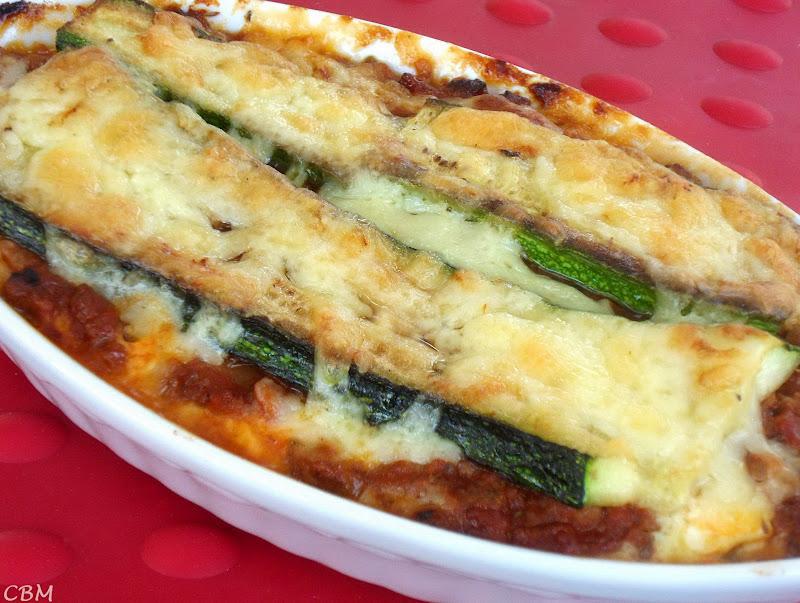 dans la cuisine de blanc manger lasagne de courgettes sans p 226 tes