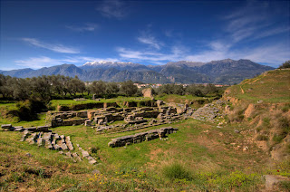 Ancient Theatre, Sparta