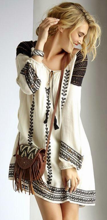 Top 5 Boho dress
