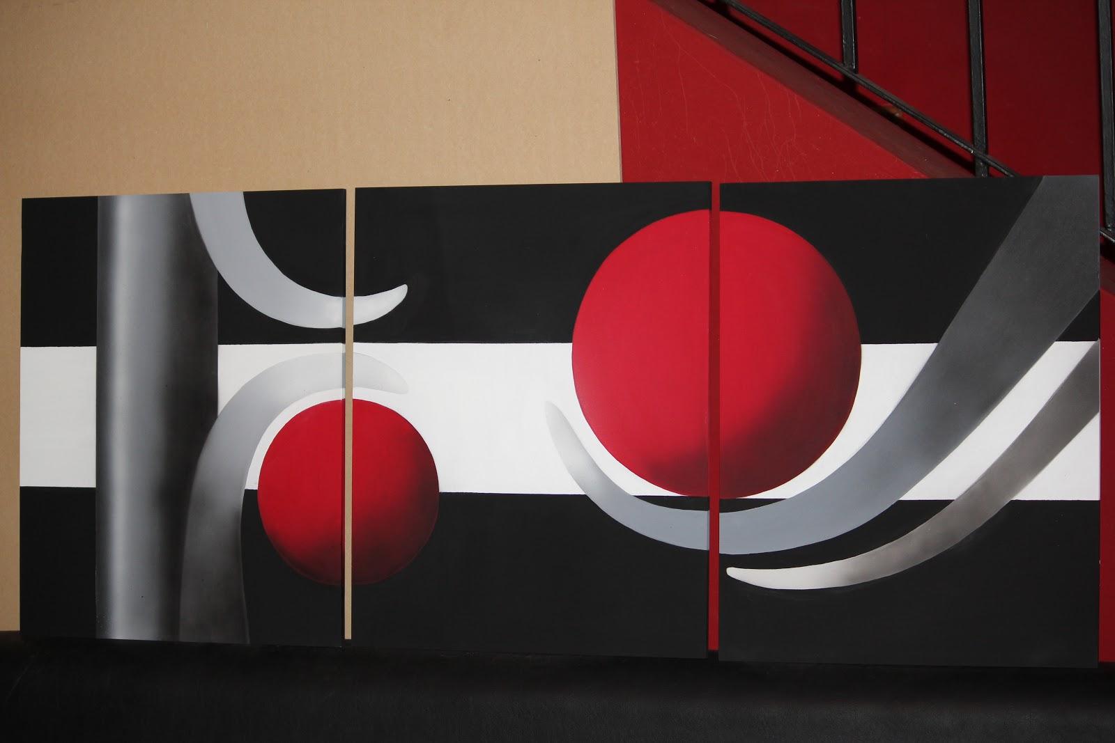 Cuadros modernos abstractos minimalistas dipticos for Cuadros minimalistas modernos