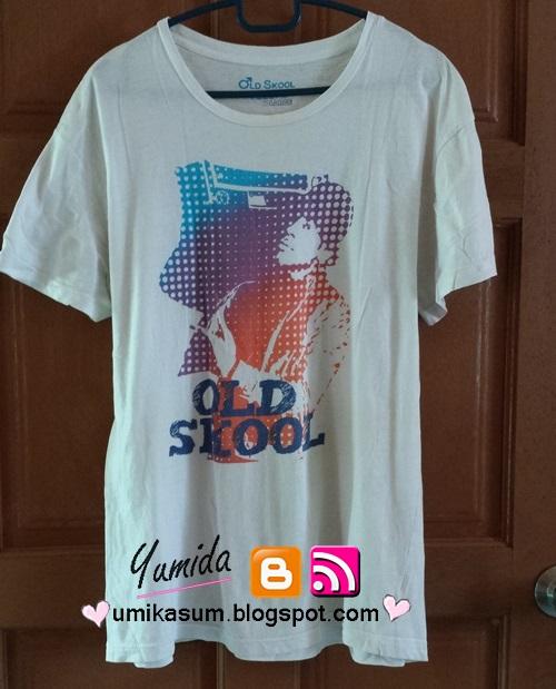 t-shirt BroFrameStone old skool, baju BroFrameStone old skool, baju yumida dan BroFrameStone sama